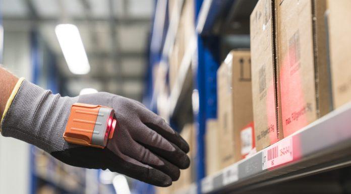 Der Handschuh ProGlove zählt zu den intelligenten Wearables