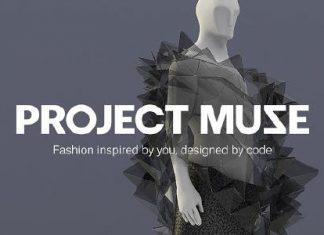 Projectmuze.com: So heißt die Website für den individuellen Entwurf
