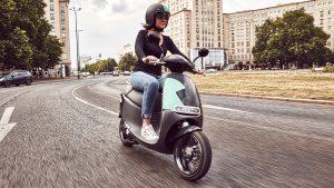 Bosch startet Elektro-Scooter-Sharing in Berlin. Foto: Bosch