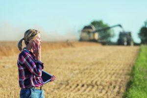 Big Data in der Landwirtschaft.