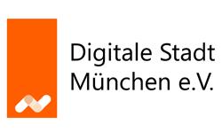 Logo Digitalte Stadt München e.V.