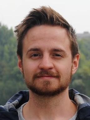 Nikolai Fischer, der Autor des Artikels über die Technologie Blockchain.