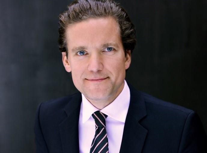 Axel von Perfall, der Autor des Artikels über Blockchain für die Energiewende.