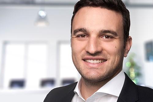 Dr. Amir Alsbih, Autor des Artikels über den Datenmissbrauch durch gestohlene Passwörter.