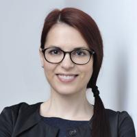 Dimitra Papadopoulou, Autorin des Textes über die EU Blockchain und Smart Cities
