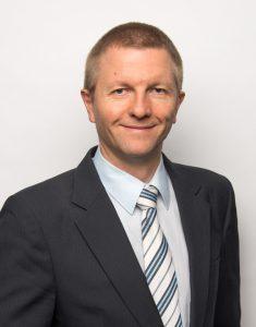 Wolfgang Klimt, Autor des Artikels über Privacy in der Blockchain.