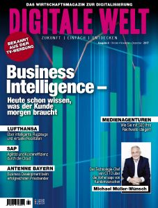 Digitale Welt Ausgabe 4 - Business Intelligence