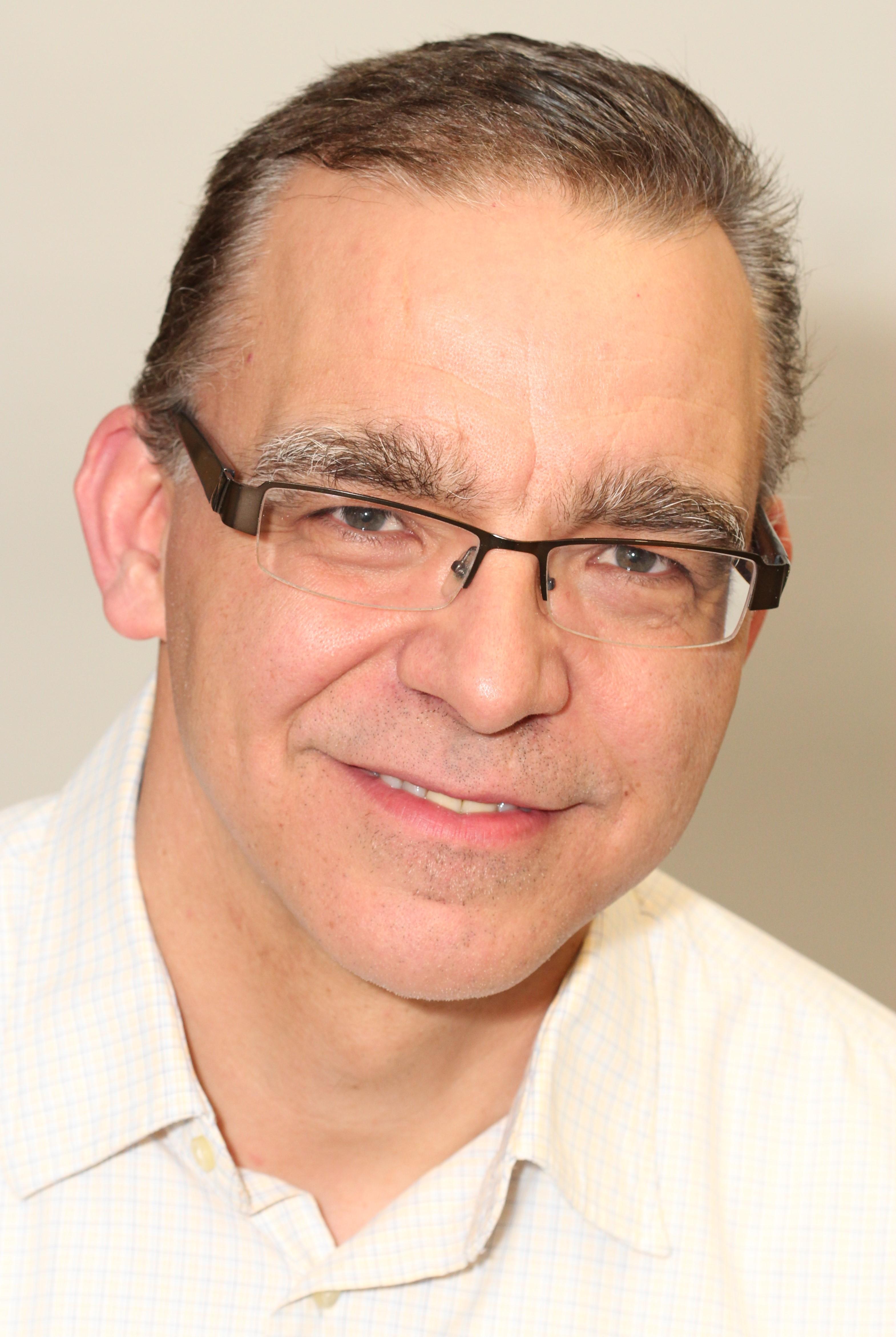Dirk Schlimm, Autor des Artikels über Cyber-Sicherheit bei vernetzten Autos.