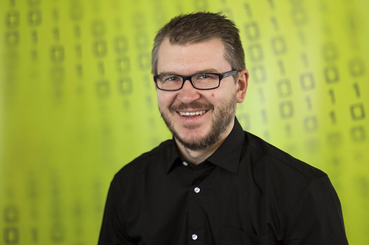 Christoph Maier, Autor des Artikels, wie Unternehmen per E-Mail betrogen werden.