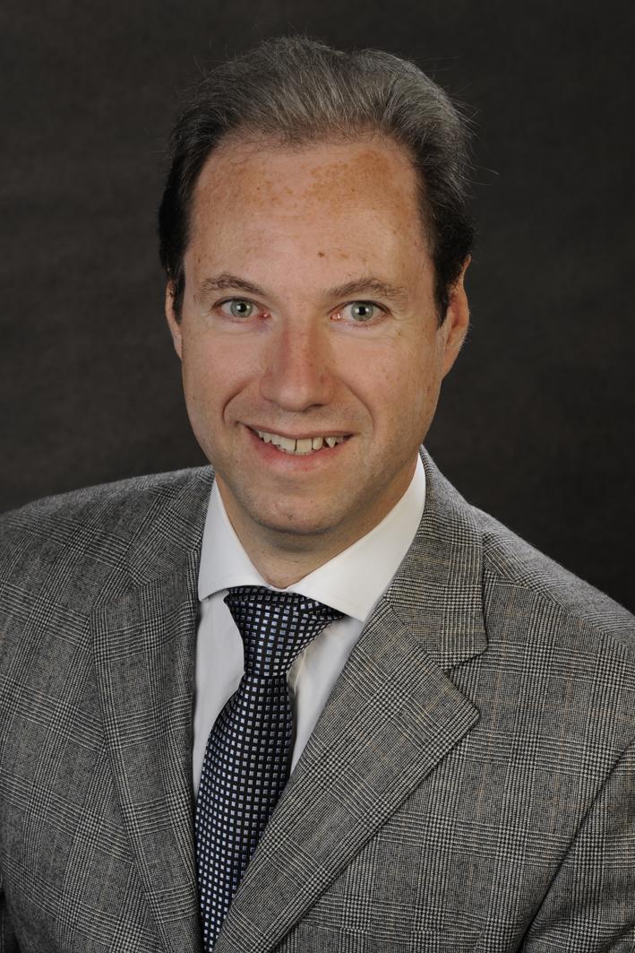 Philippe Meyer, einer der Autoren über Blockchain beim Banking.