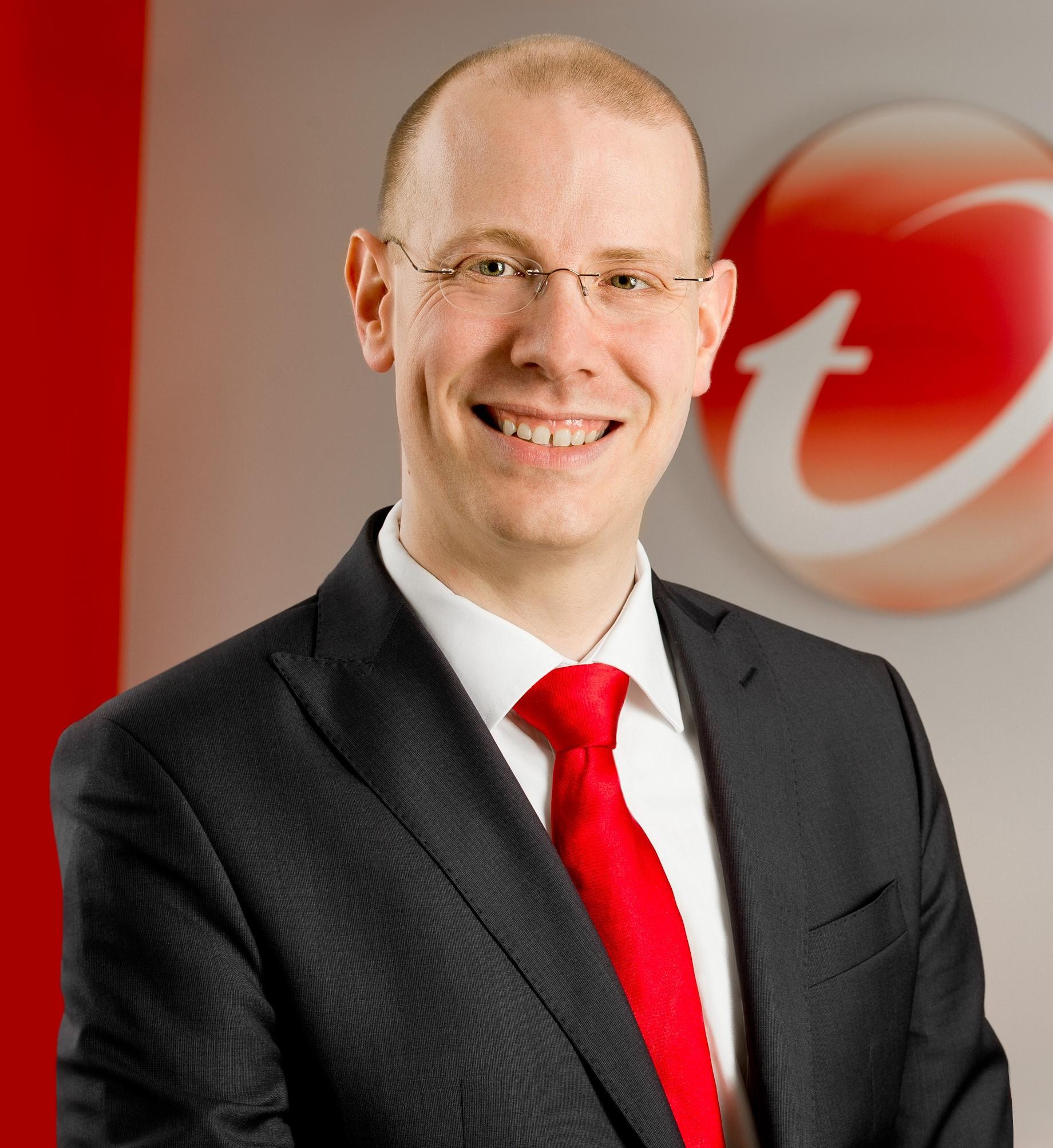 Udo Schneider, Autor des Artikels über Sicherheit im Heimnetz.
