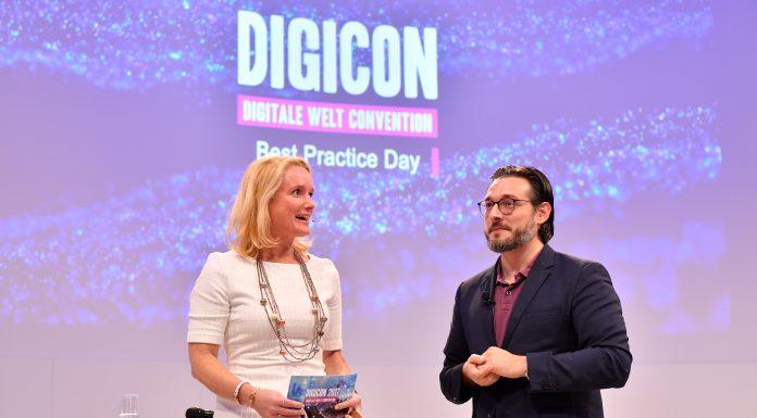 Digicon 2017 - Digitale Welt Convention - Digitalisierung anwenden