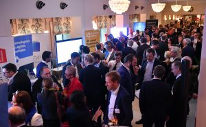 Digicon 2017 - Digitale Welt Convention - Galaabend mit Marktplatz der Innovationen