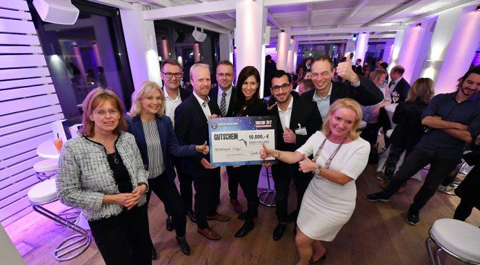 Digicon 2017 - Digitale Welt Convention - Galaabend mit Marktplatz der Innovationen