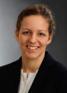 Lilian Schröder, die Autorin eines Artikels, was Gebäude intelligent macht.