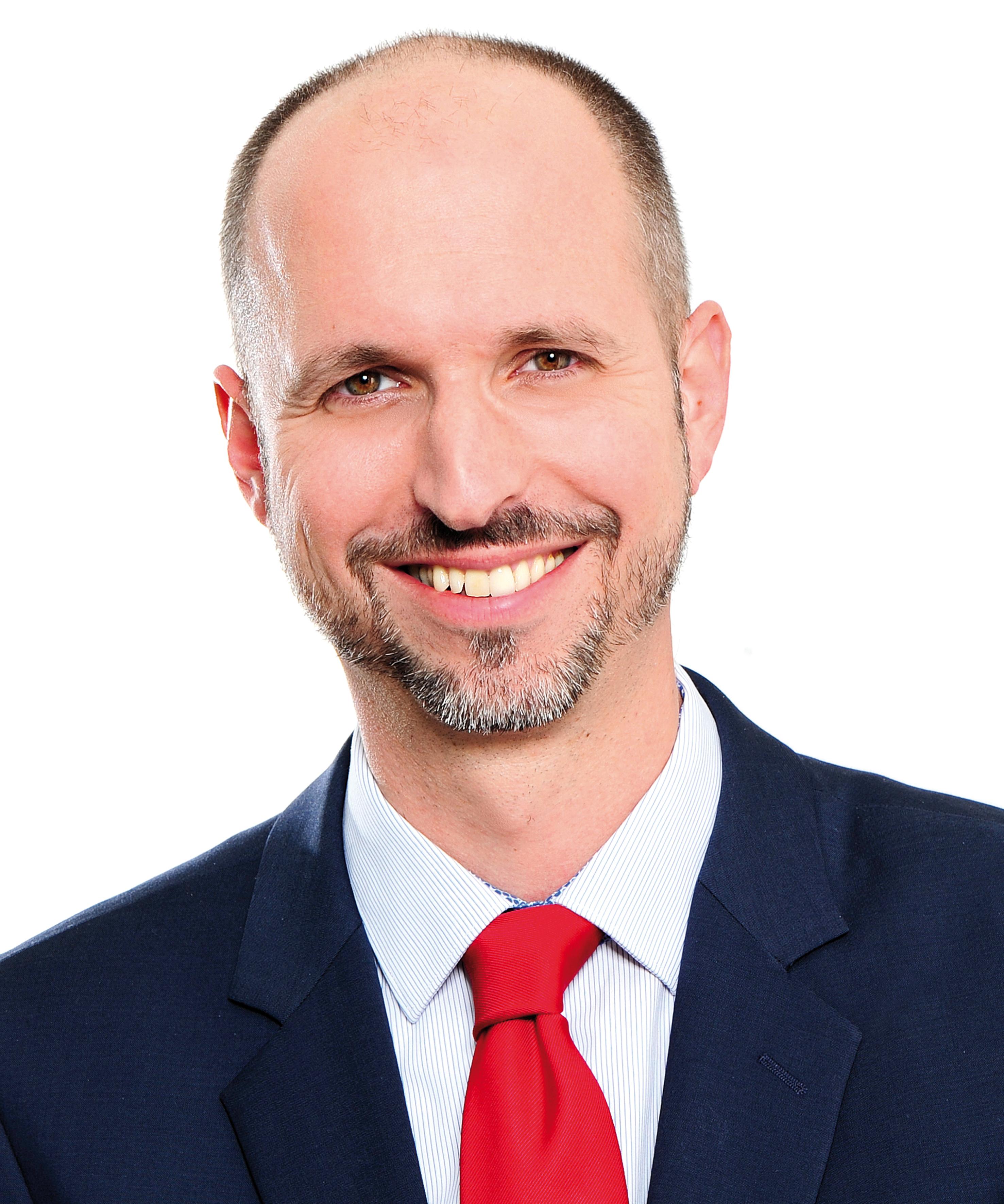 Stephan Zimprich, Autor des Artikels über Mittelstand und Blockchain