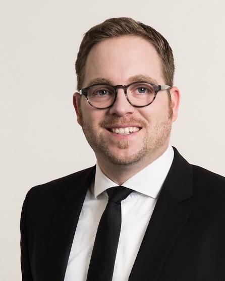 Sven Malte Sopha, einer der Autoren des Artikels über die Organisation von IT-Sicherheit durch das System der Zone.