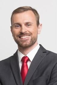 Boris van Benthem, einer der Autoren des Artikels über die Organisation von IT-Sicherheit durch das System der Zone.