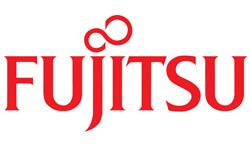 Logo Fujitsu - Sponsor der DIGICON 2018