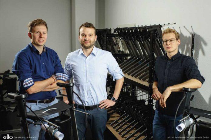 In der Höhle der Löwen: Maschmeyer und Kofler investieren in elektrischen Rollator. Die Stuttgarter Gründer von ello sichern sich in der VOX-Gründersendung 350.000 EUR-Investment.