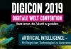 DIGICON 2019, 20.11.2019 - 21.11.2019, Palais Lenbach, München