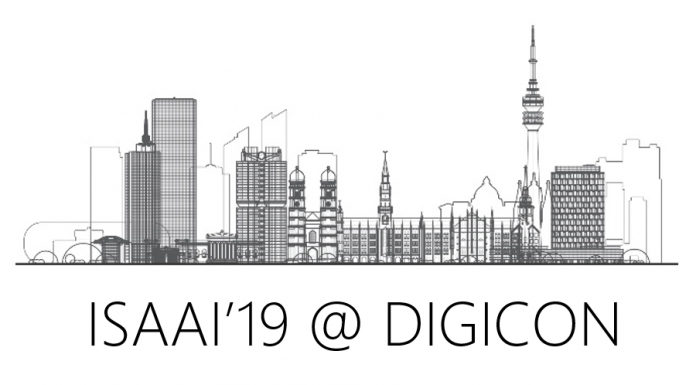 First International Symposium on Applied Artificial Intelligence in Conjunction with DIGICON, 20th-21st November, 2019, Munich, Germany