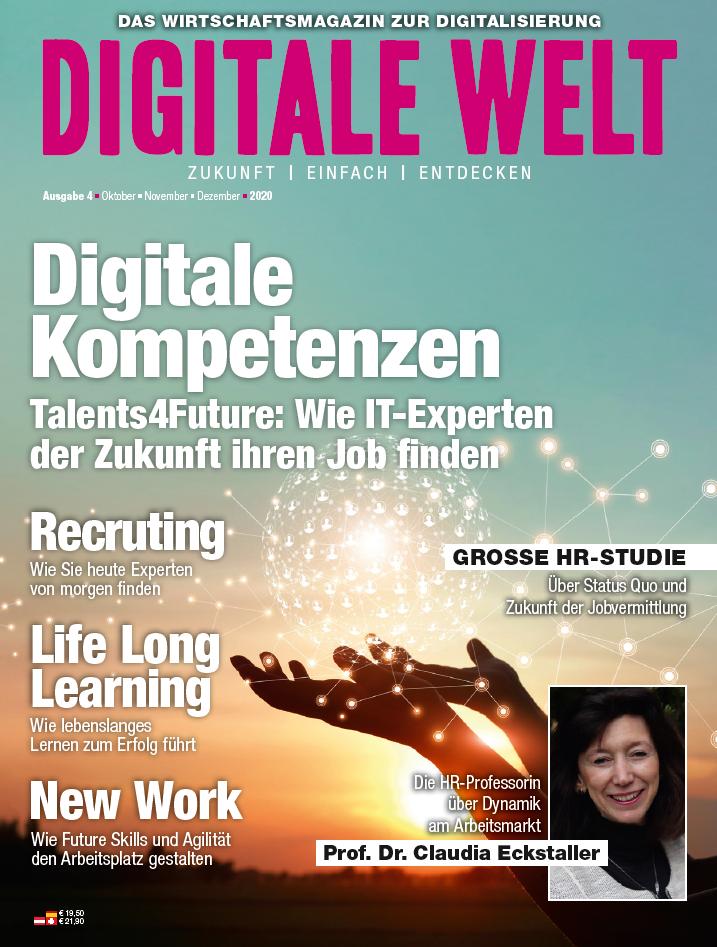 Zum aktuellen Magazin