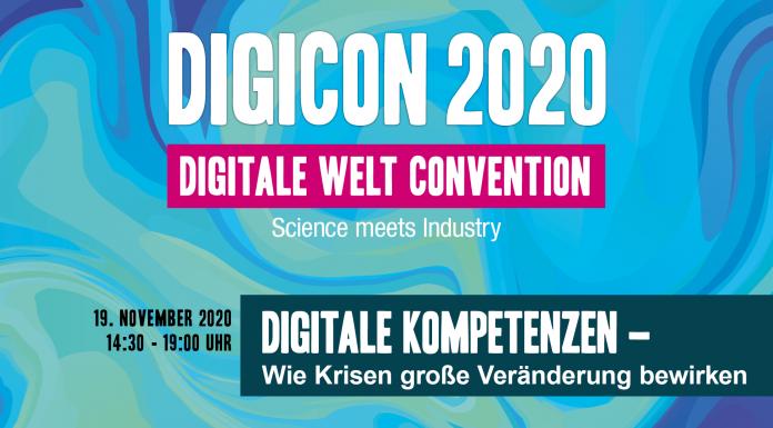 DIGICON 2020, 19.11.2020, Livestream aus dem ISH München