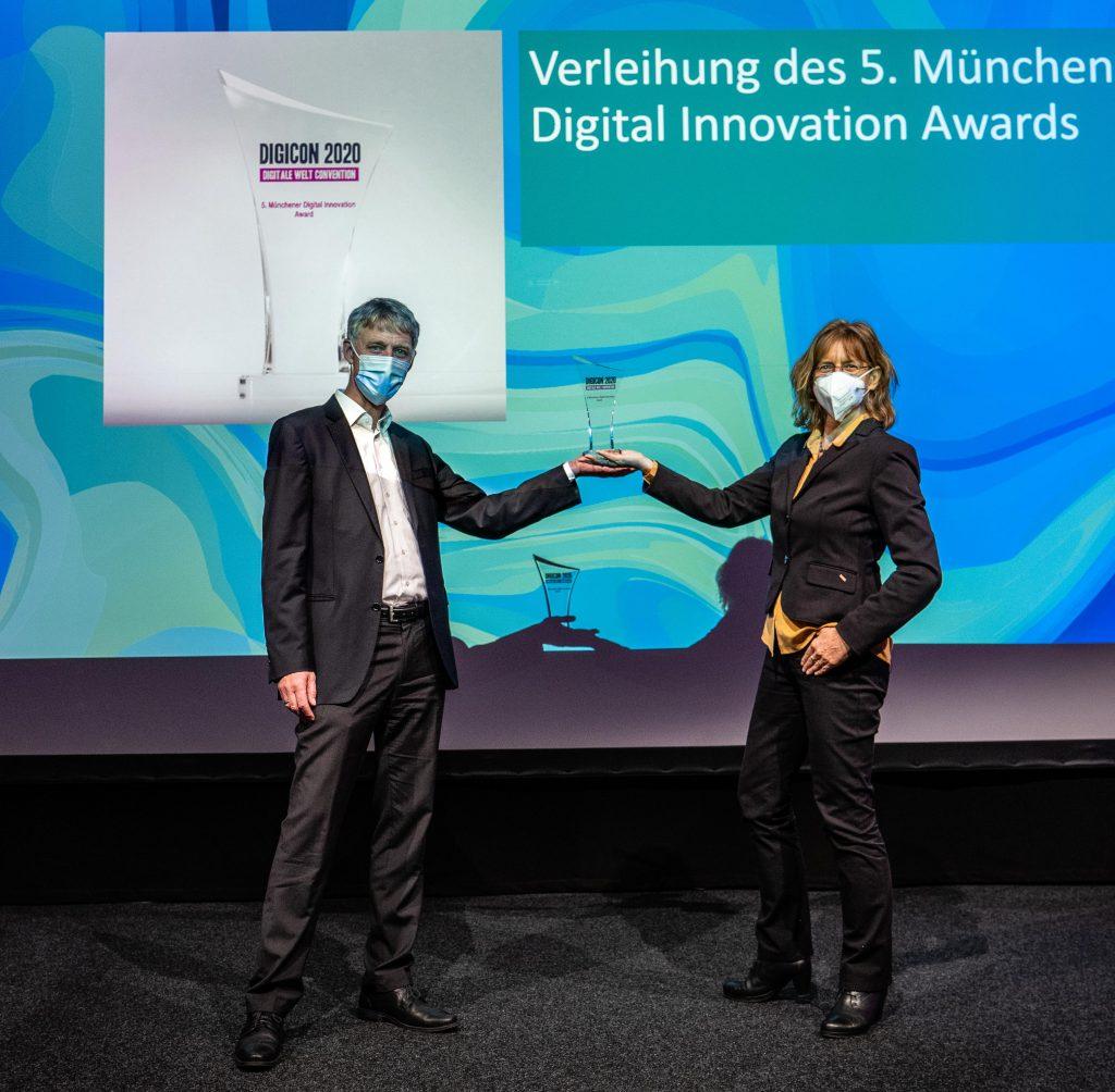 5. Münchner Digital Innovation Award