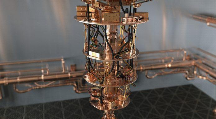 Quantencomputer (Symbolbild)