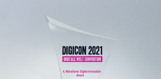 6. Münchner Digital Innovation Award