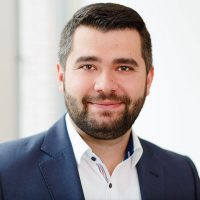 Augustin Danciu, Technoloy Expert, Main Incubator GmbH, R&D for Commerzbank Group